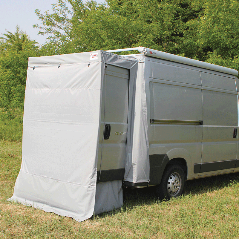 Fiamma Ducato Rear Door Cover