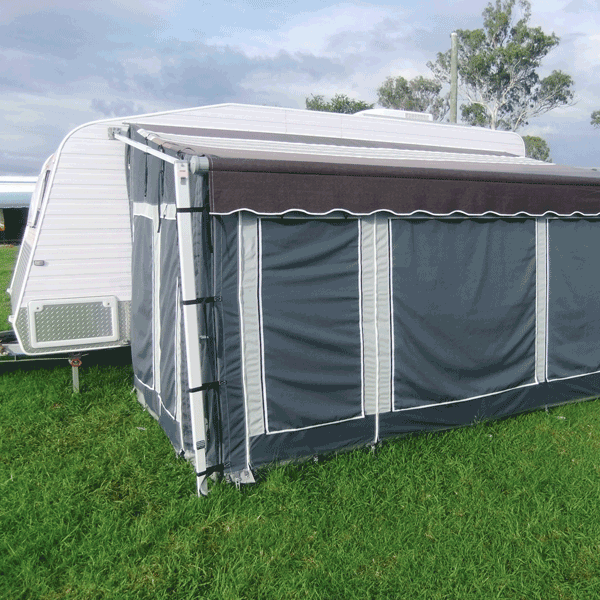 Coast Awning Wall Kits To Suit 12' Rollout Awning