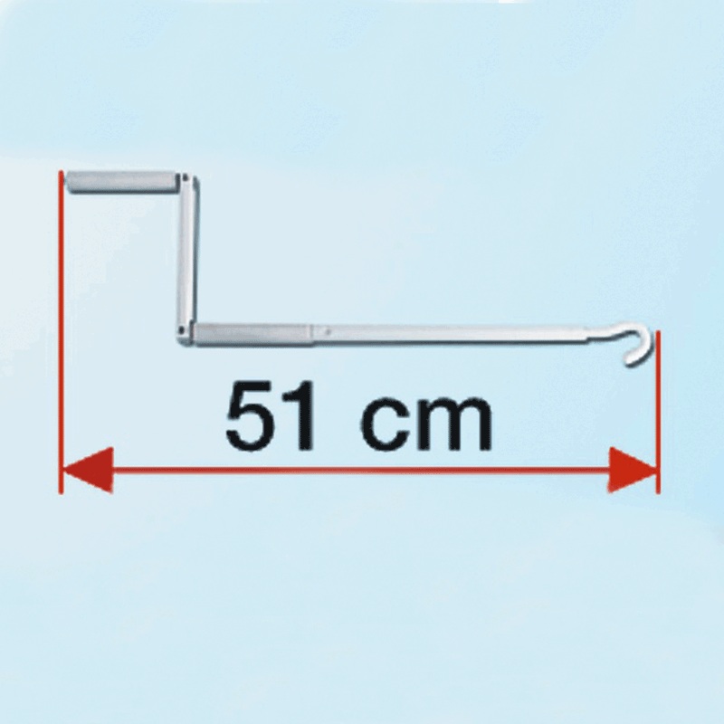 Fiamma Winding Handle Short 51cm