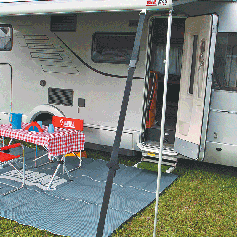 Rv Awning Support