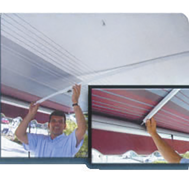 Aussie Traveller Maxi Curved Roof Rafter