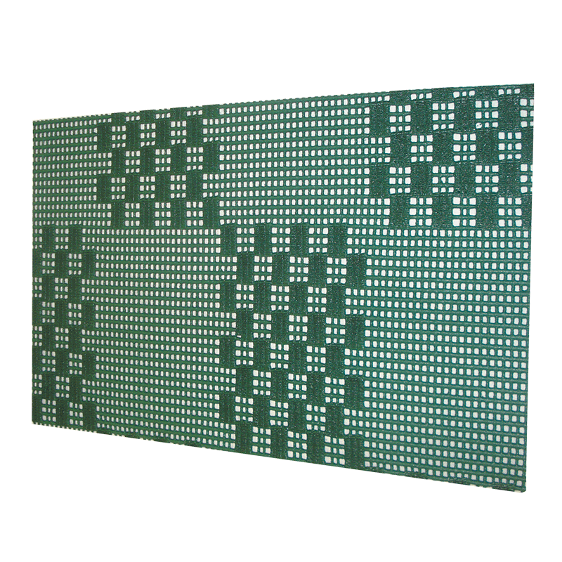 Coast Multi Purpose Floor Matting Green 4m x 2.5m