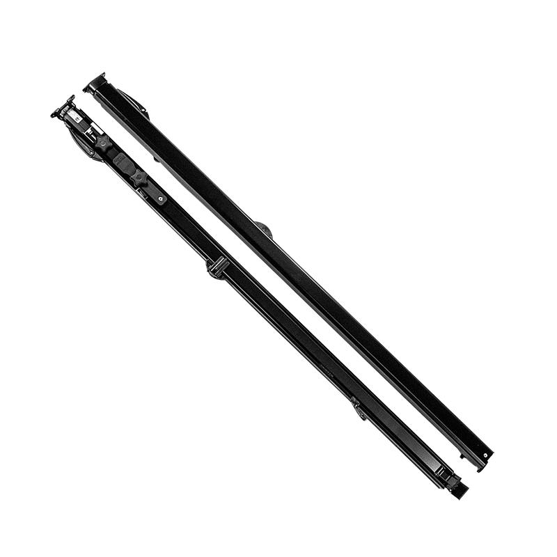 Carefree Black Long Hardware (Universal)