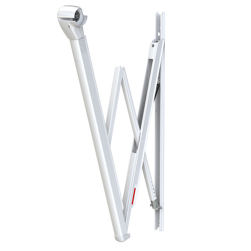 Carefree Altitude WHITE Awning Hardware Set
