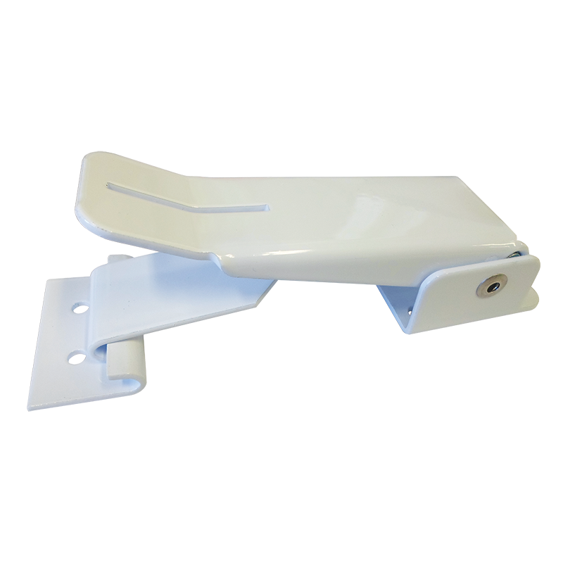 Roof Clamp for Pop Top White (2 Part kit)