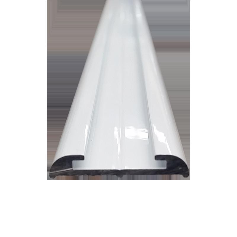 Truline Flat Aluminium White (4.8m)