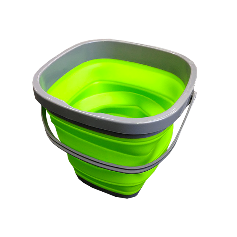 Collapsible Silicone Bucket 10l