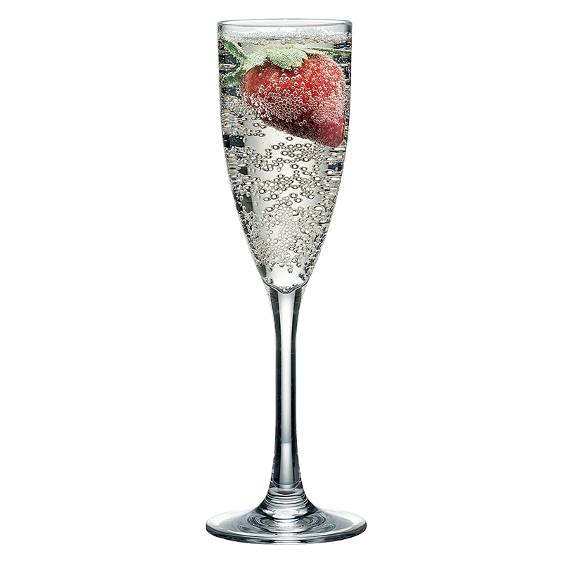 Polysafe Polycarbonate Glass Champagne Flute 170ml