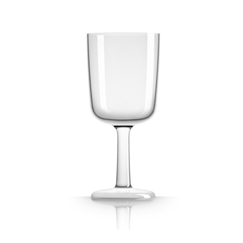 Palm Marc Newson Tritan Wine Glass w/ Clear Base 300ml