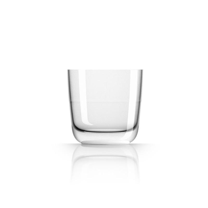 Palm Marc Newson Tritan Whisky Cup w/ White Base 285ml