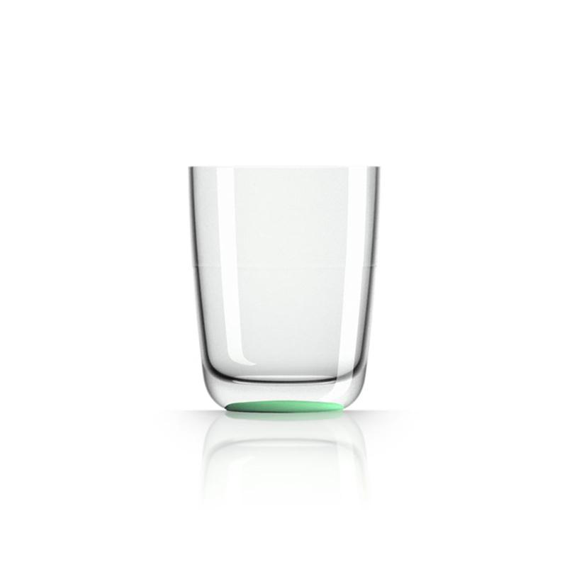 Palm Marc Newson Tritan Highball Cup w/ Green Glow In The Dark Base 425ml