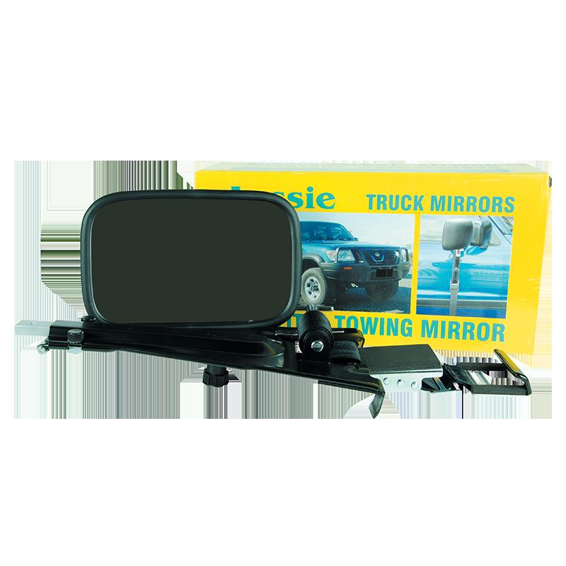 Aussie Door Mount Truck Mirror