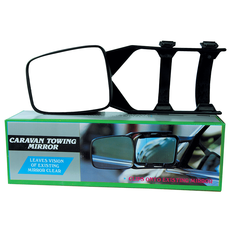 Towing Mirror Strap On Type To Suit Sedans