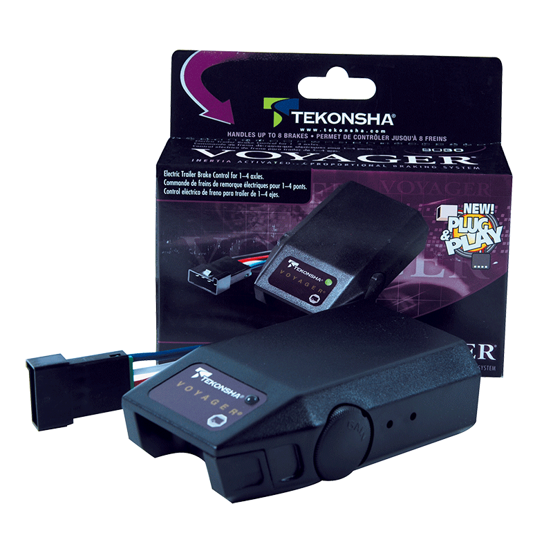 Tekonsha #9030 Voyager 12V Brake Control