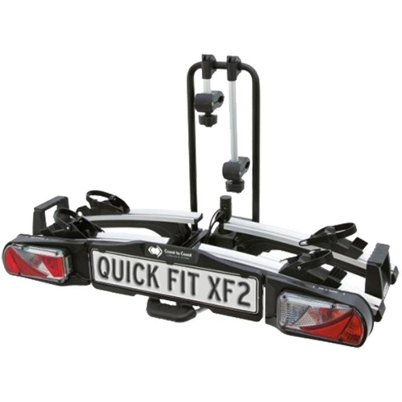 Quick Fit XF2 Folding Bike Rack