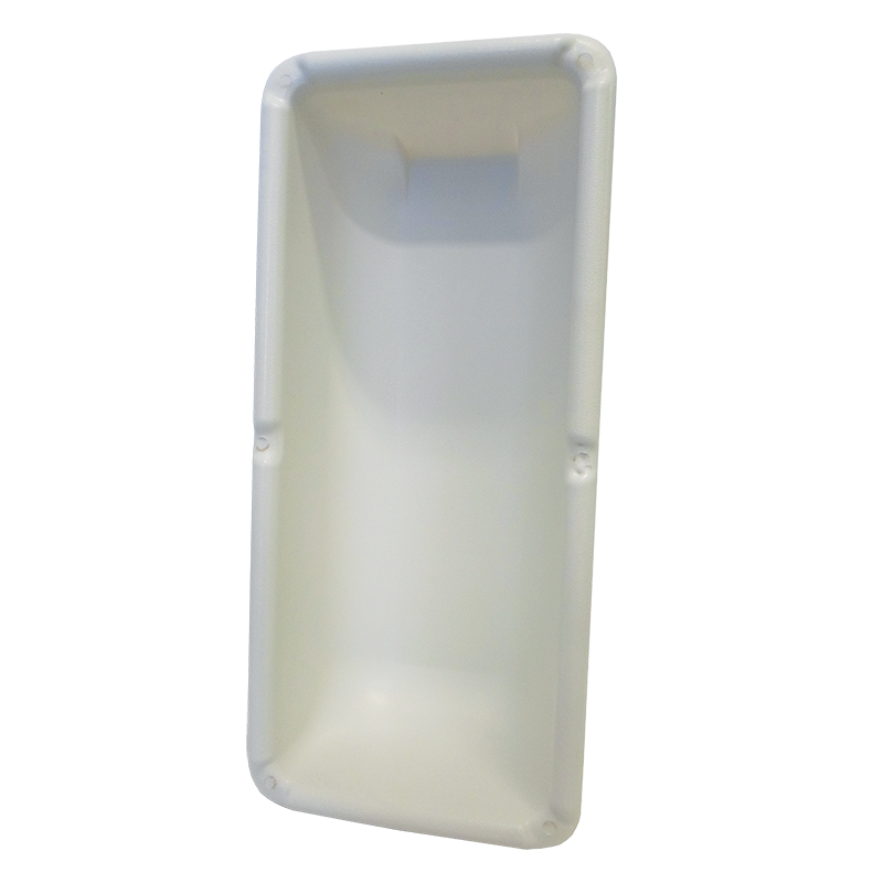 Fire Extinguisher Holder White