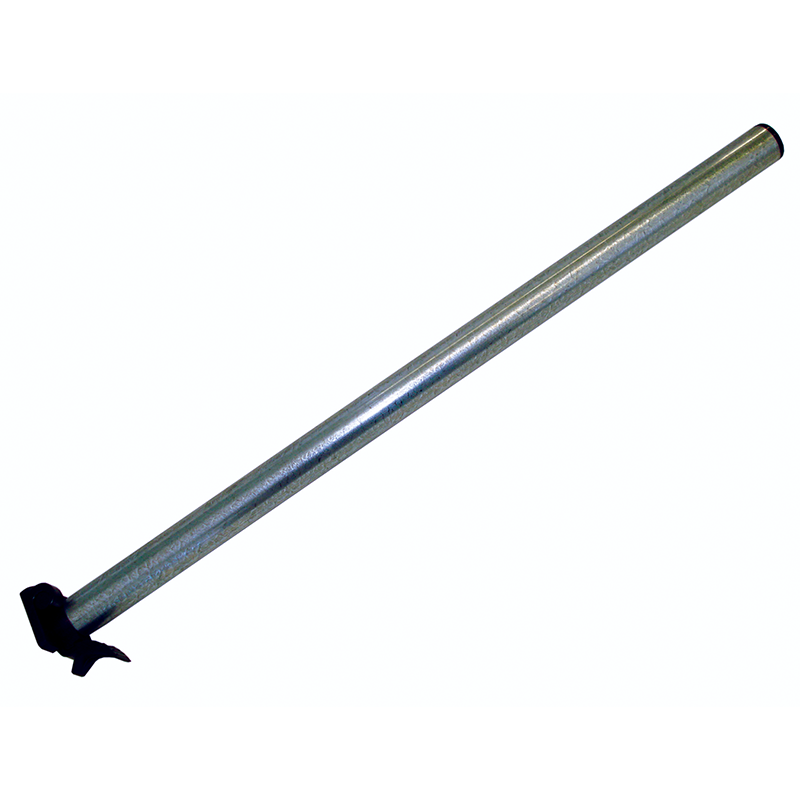 Table support leg hinged - 457mm