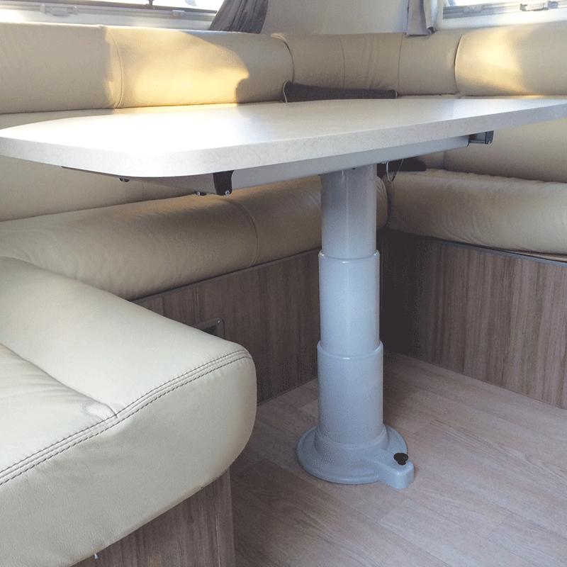 Nuova Mapa Telescopic & Adjustable Table Leg