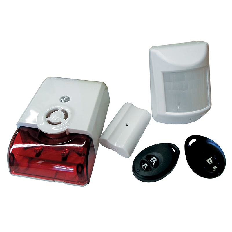 Sphere Wireless Alarm System Kit