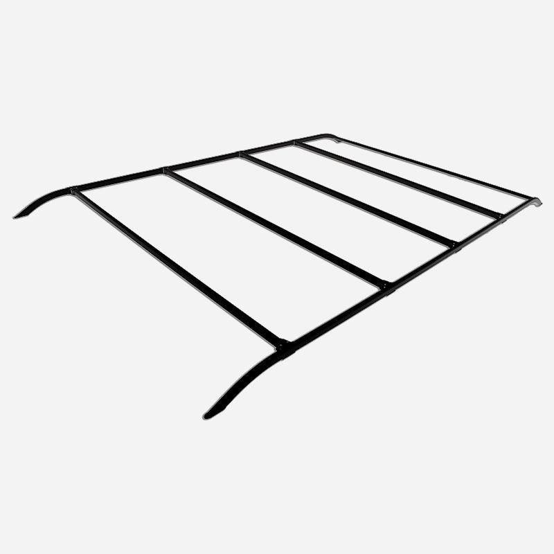 Coast Adjustable Roof Rack Black