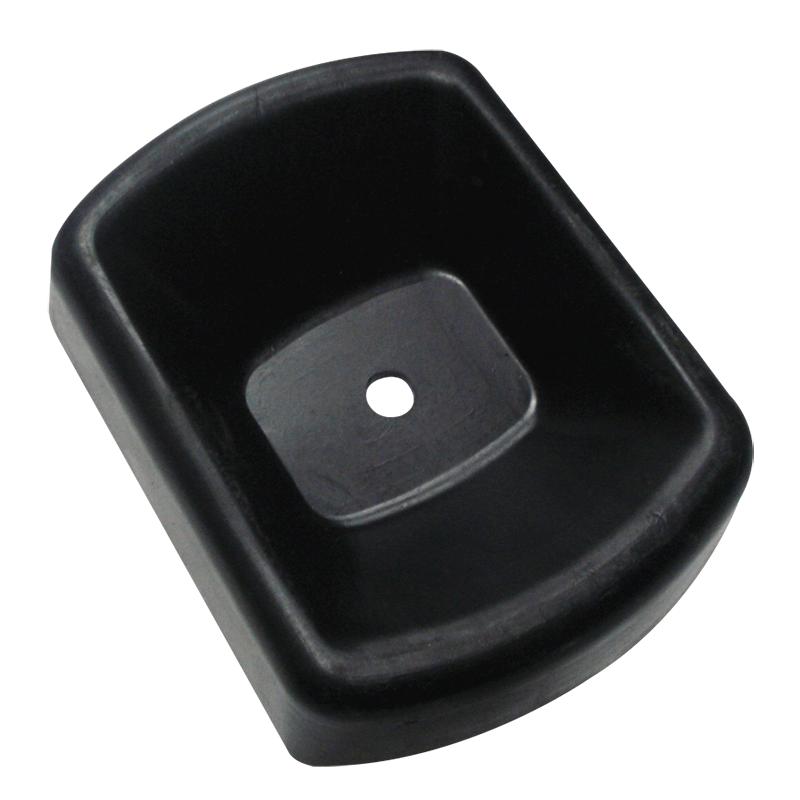 Rubber Jockey Wheel Receiver