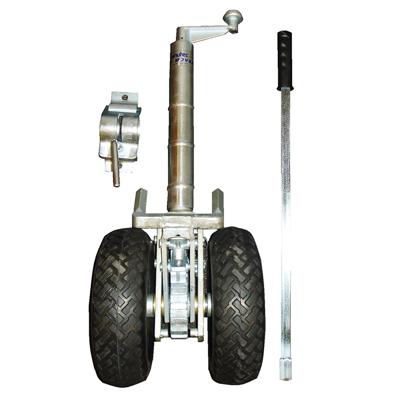 Easy Mover Jockey Wheel - Dual