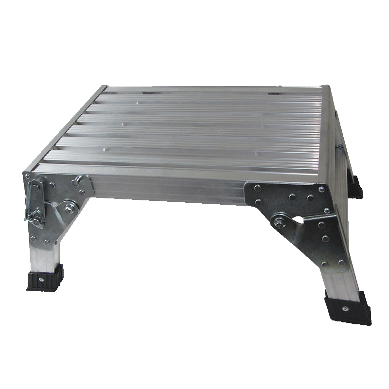 Coast Aluminium Folding Platform Step with Carry Bag
