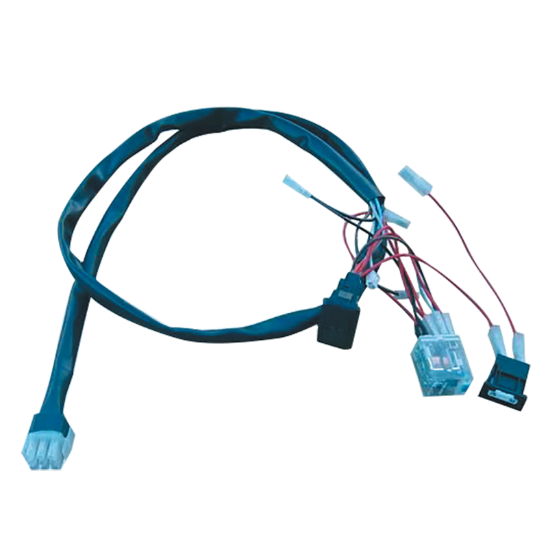 Wiring Harness With Auto Close On Ignition