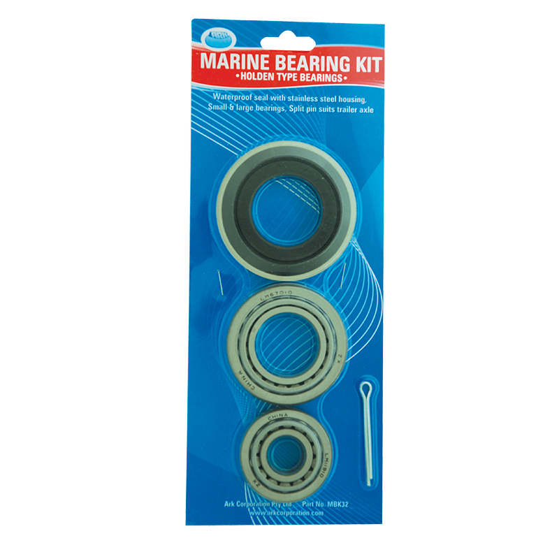 Ark Bearing Kit - Holden Type  (4 Piece Blister Pack)