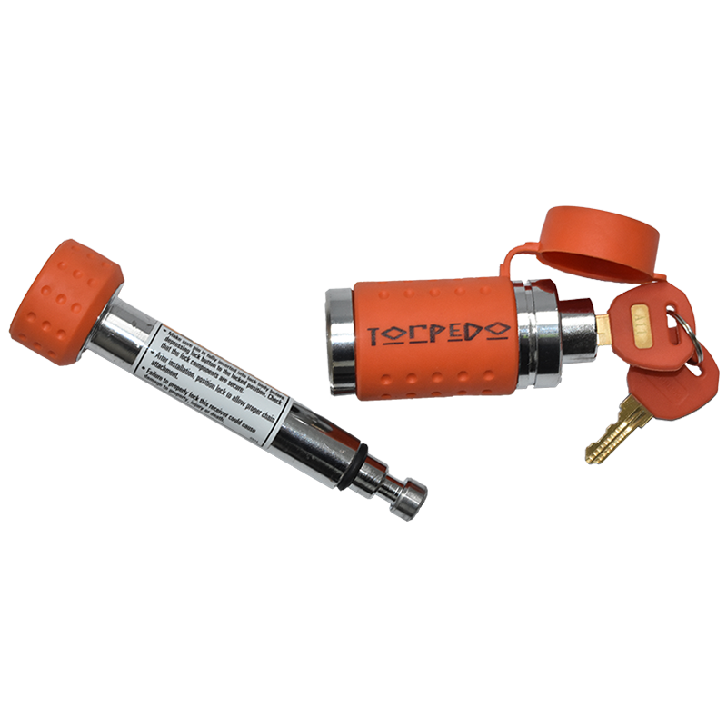 Purpleline Torpedo Hitch Pin Lock