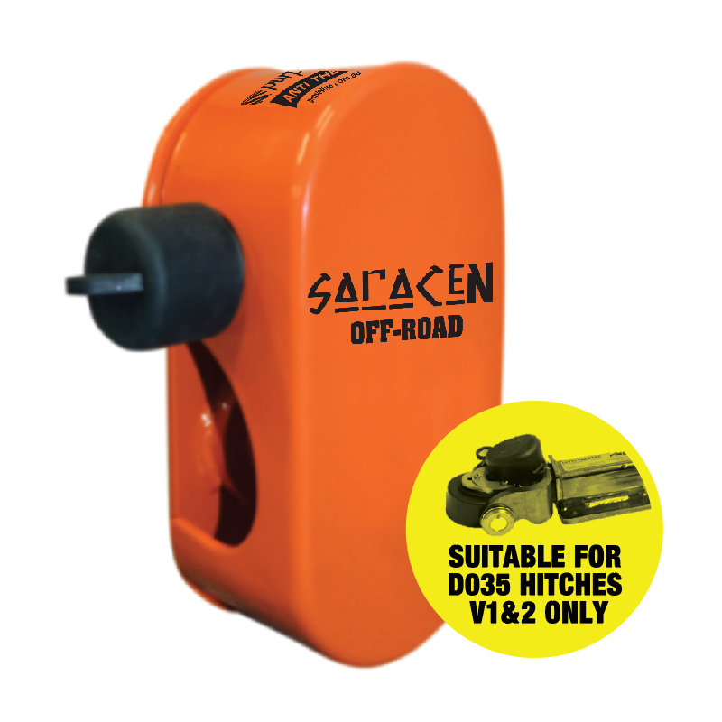 Saracen Off Road Hitch Lock