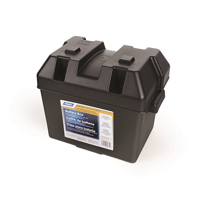 CAMCO Battery Box - Small