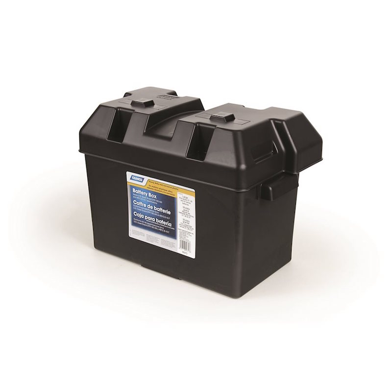 CAMCO Battery Box - Large