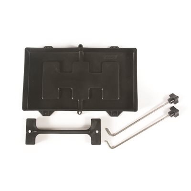 CAMCO Large Battery Tray - Plastic.