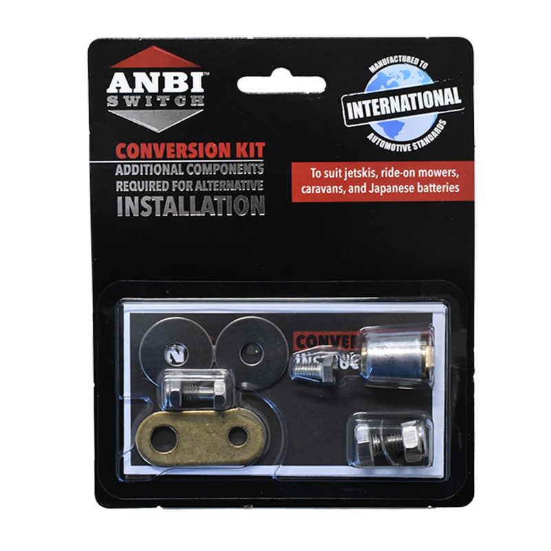 ANBI SWITCH - Conversion Kit.