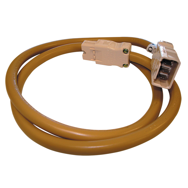 CMS 1000mm Interconnecting Lead - Beige