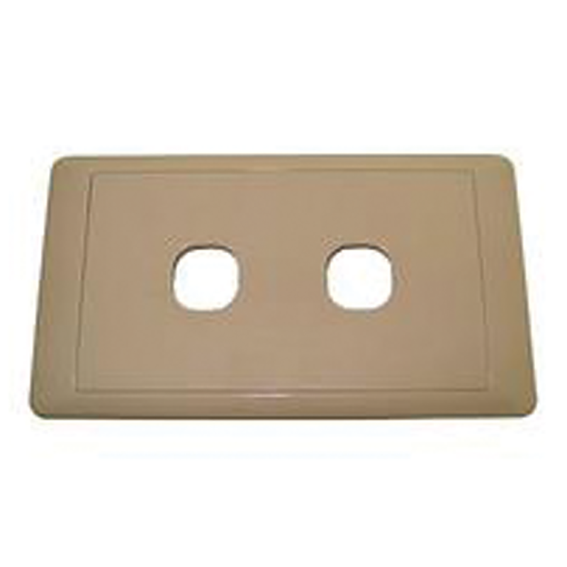 CMS Double Switch Plate