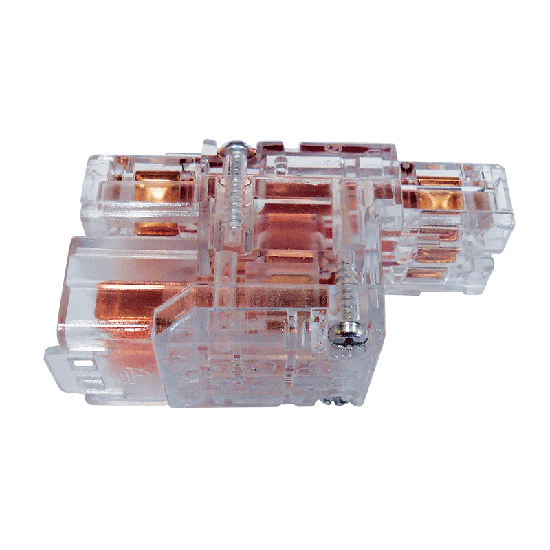 CMS 1-in 2-out Double Adaptor (Clear) - J-Series
