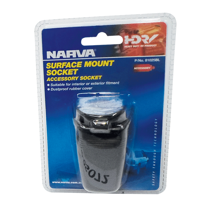 Narva Surface Mount Accessory (Black)