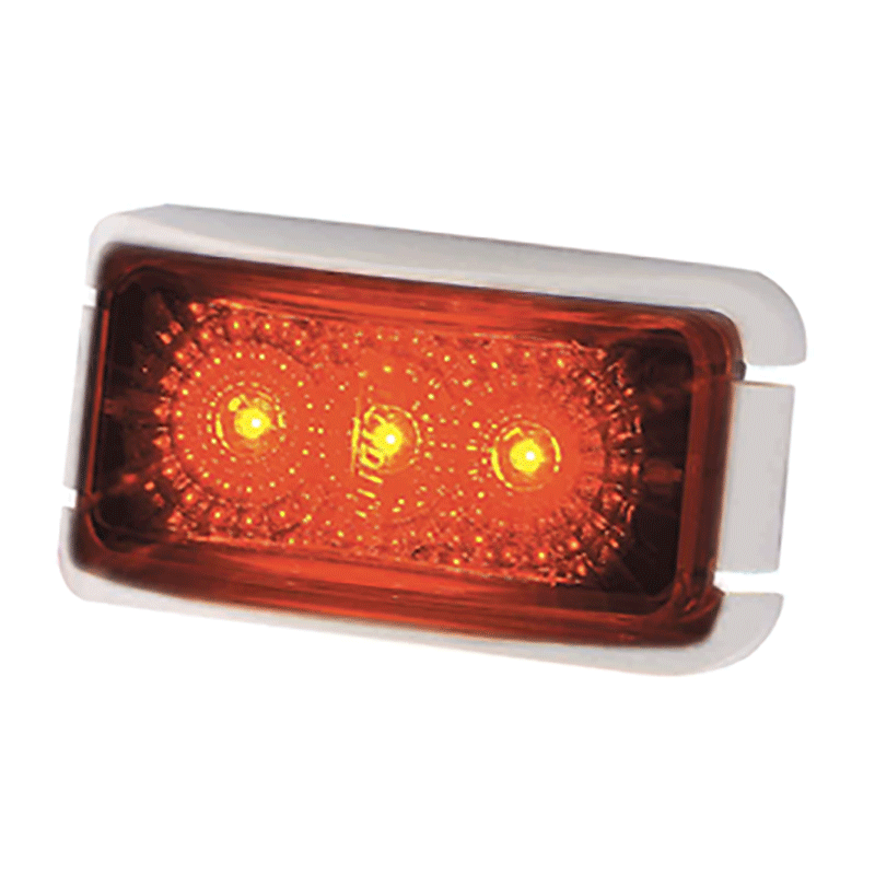Rear Position Lamp Red