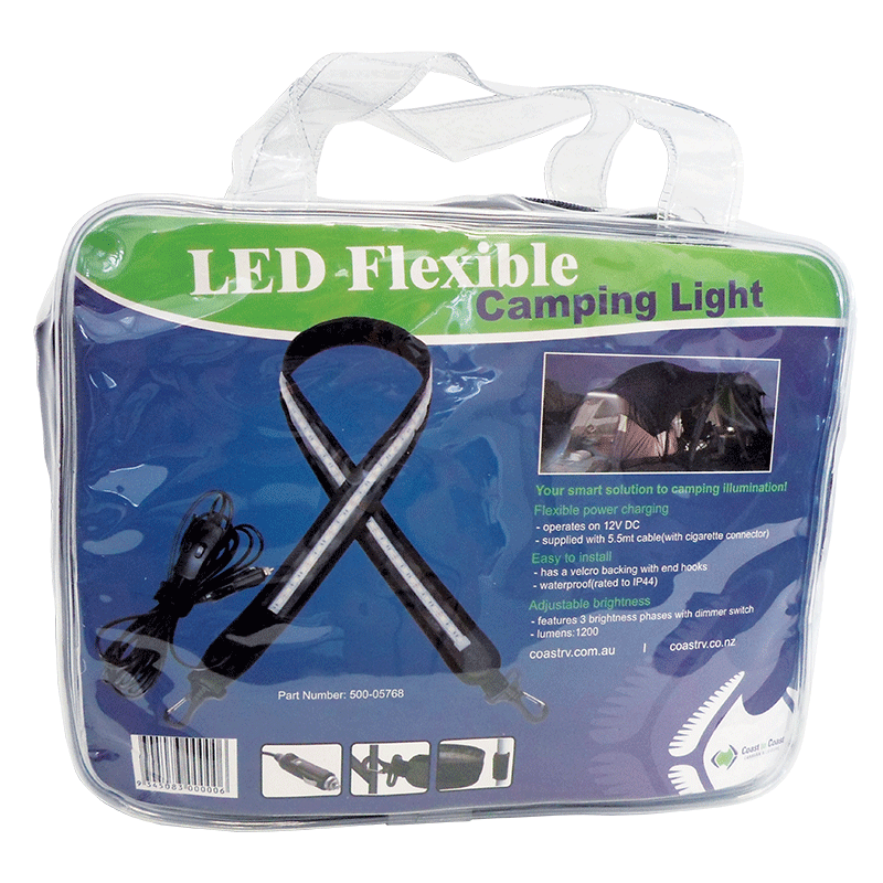 Led Flexible Camping Light