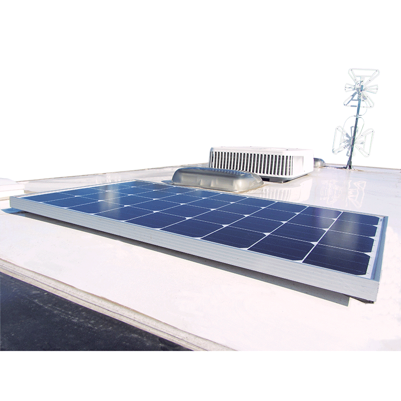 Mono Crystalline 120W Panel (Slim Line)