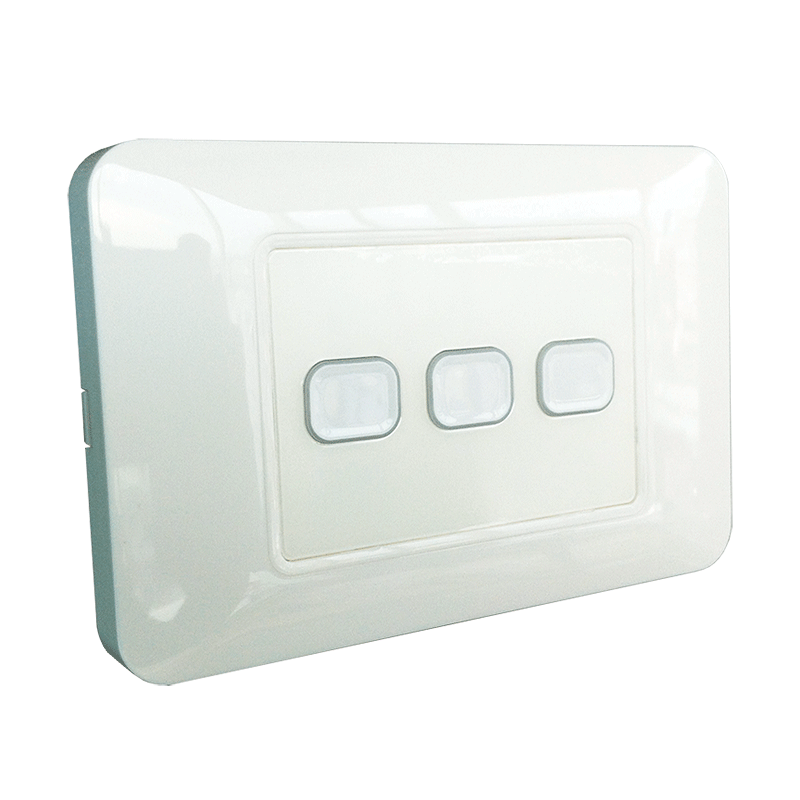 3-Gang Wireless Switch