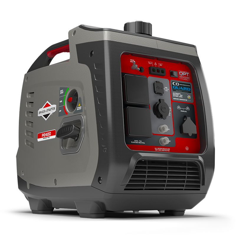 P2400 Briggs & Stratton 2400-Watt Inverter Generator