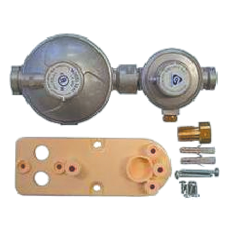 Single Gas Regulator 160mj