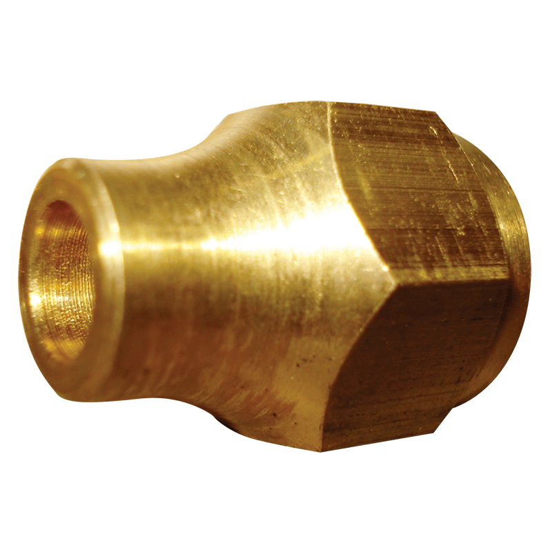 SAE Reducing Flare Nut 3/8