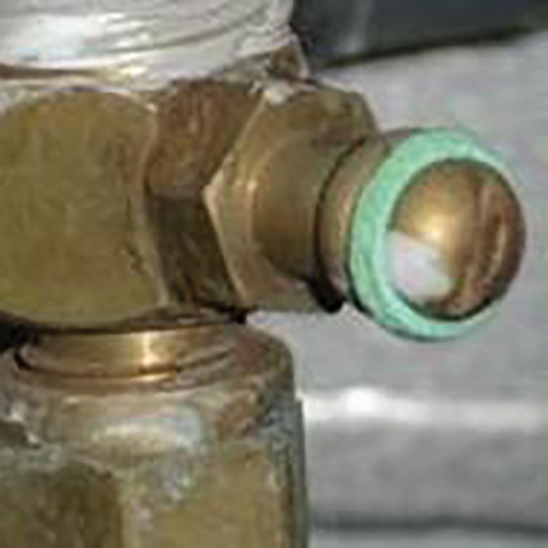 Gas Testing Nipple