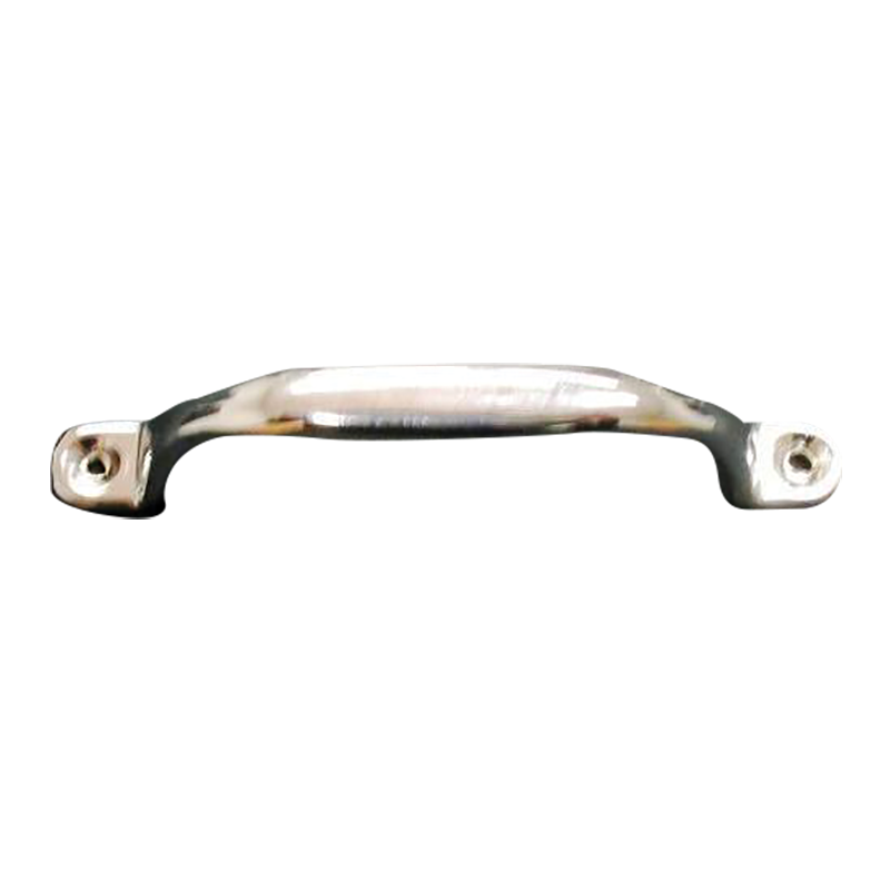 Chrome Metal Grab Handle (100mm)