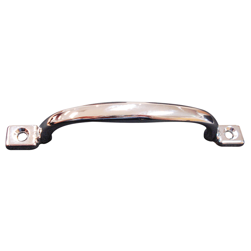 Chrome Metal Grab Handle (150mm)