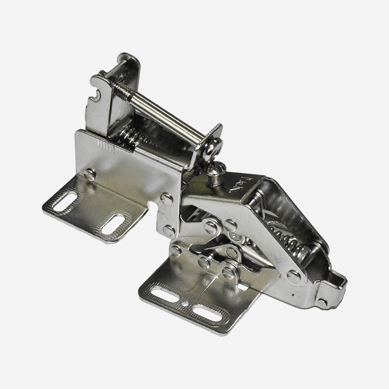 DGN Vertical Mount Hinge with Soft-Close